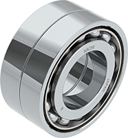 Duplex Pair Angular Contact Ball Bearings in Tandem Arrangement (DT)