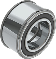 E5000 Series Sheave Bearings - Sealed- with Snap Rings